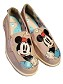 Disney Canvas Shoes - Crocs - Minnie Mouse - Walt Disney World