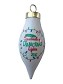 Disney Christmas Ornament - 2015 Spectacle of Lights - Teardrop
