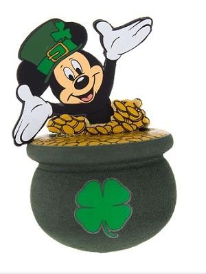Disney antenna topper st patrick 39 s day pot o 39 gold - Disney st patricks day images ...