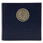 Disney Photo Album - Walt Disney World Resort - Castle Medallion