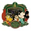 Disney Piece of Disney Movie Pin - Pluto's Christmas Tree - Limited Edition