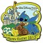 Disney Easter Pin - 2013 Happy Easter Stitch - LE