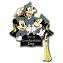 Disney 2013 Graduation Day Pin - Goofy, Mickey, Minnie - LE