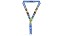 Disney Deluxe Pin Lanyard - Monsters University