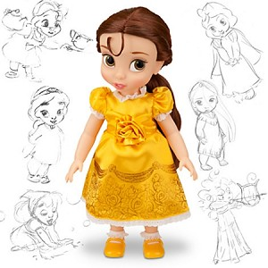 Disney Animators Collection Doll - Belle - 16''
