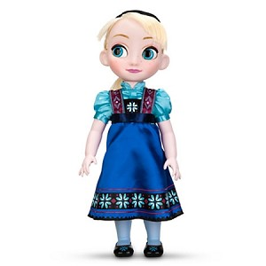 Disney Animators Collection Doll - Elsa - Frozen - 16''
