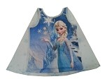 Disney Girls Shirt - Frozen - Elsa with Cape