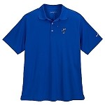 Disney Shirt for MEN - Mickey Mouse Nike Golf Tee - Blue