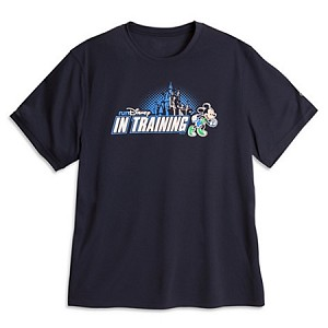 Disney Shirt for Adults - Mickey Mouse In Training RunDisney Tee