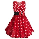 Disney Dress for Women - Minnie Mouse Sleeveless Dress
