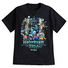 Disney Adult Shirt - 2014 Halloween Time - Mickey and Friends