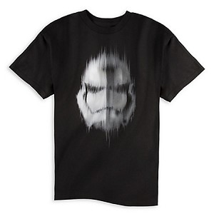 Disney Shirt for Adults - First Order Stormtrooper Tee - Force Awakens