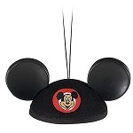 Disney Christmas Ornament - Mickey Mouse Mouseketeer Ear Hat