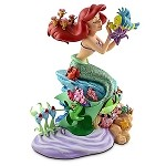 Disney Medium Figure Statue - Ariel - The Little Mermaid