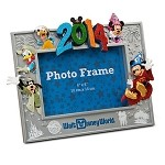 Disney Photo Frame - 2014 Sorcerer Mickey and Friends - 4