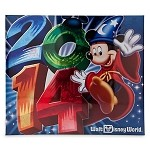 Disney Scrapbook Album - 2014 Sorcerer Mickey Mouse - Large