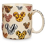 Disney Coffee Mug - Animal Mickey Mouse Icons