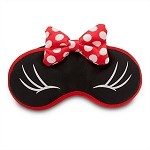 Disney Sleep Mask - Minnie Mouse Plush Sleep Mask