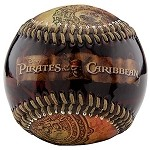 Disney Collectible Baseball - Pirates of the Caribbean