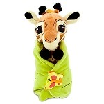 Disney's Babies Plush - Giraffe - Plush Toy and Blanket