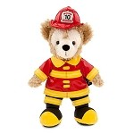 Disney Duffy the Bear Plush - Fireman - 12