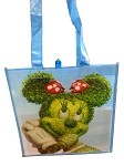 Disney Tote Bag - Epcot Flower and Garden - Topiary - Set of 3