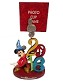Disney Photo Clip Frame - 2016 Sorcerer Mickey Mouse - Music
