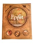 Disney Cookbook - Epcot Food and Wine Festival 2014