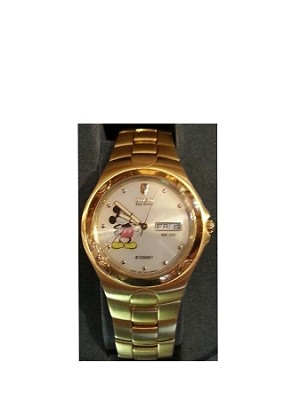 Disney Wrist Watch Mickey Mouse Citizen Eco Drive For