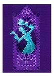Disney Postcard - Ghost Ezra - Haunted Mansion