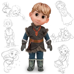 Disney Animators Collection Doll - Kristoff - Frozen - 16''