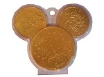 Disney Chocolatears Candy - Mickey Mouse Chocolate Coins