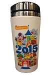 Disney Travel Mug - 2015 Mickey Mouse and Friends - Walt Disney World