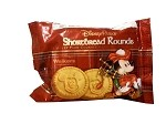 Disney Goofy Candy Co. - Mickey Shortbread Rounds Cookies - 1 oz