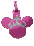 Disney Luggage Bag Tag - Princess - Walt Disney World