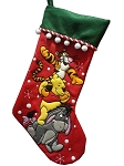 Disney Christmas Stocking - Winnie the Pooh and Friends