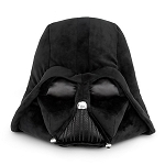 Disney Plush Pillow - Star Wars - Darth Vader with Pajama Pouch