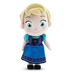 Disney Plush Doll - Frozen - Elsa - 13