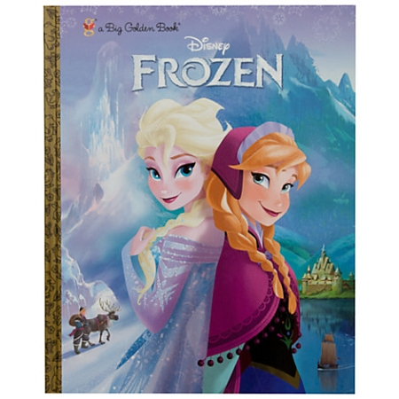 Disney Book - Frozen - Big Golden Book