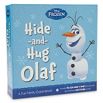Disney Olaf Plush and Book - Hide and Hug Olaf - Frozen