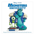 Disney CD - Monsters University Soundtrack