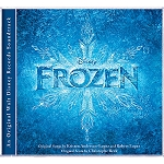 Disney CD - Frozen - 2 Disc Deluxe Edition Soundtrack
