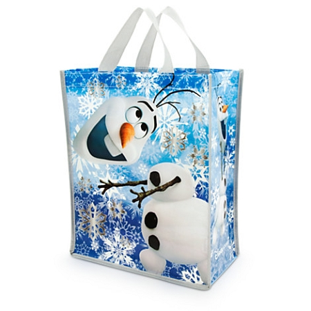 Disney Tote Bag - Frozen - Olaf Reusable Tote