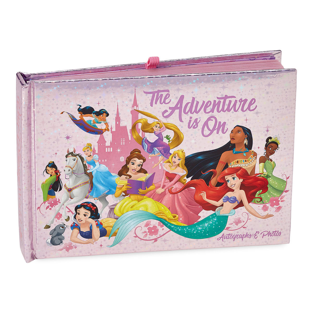 Disney Autograph and Photo Book - Princess - Adventure is On