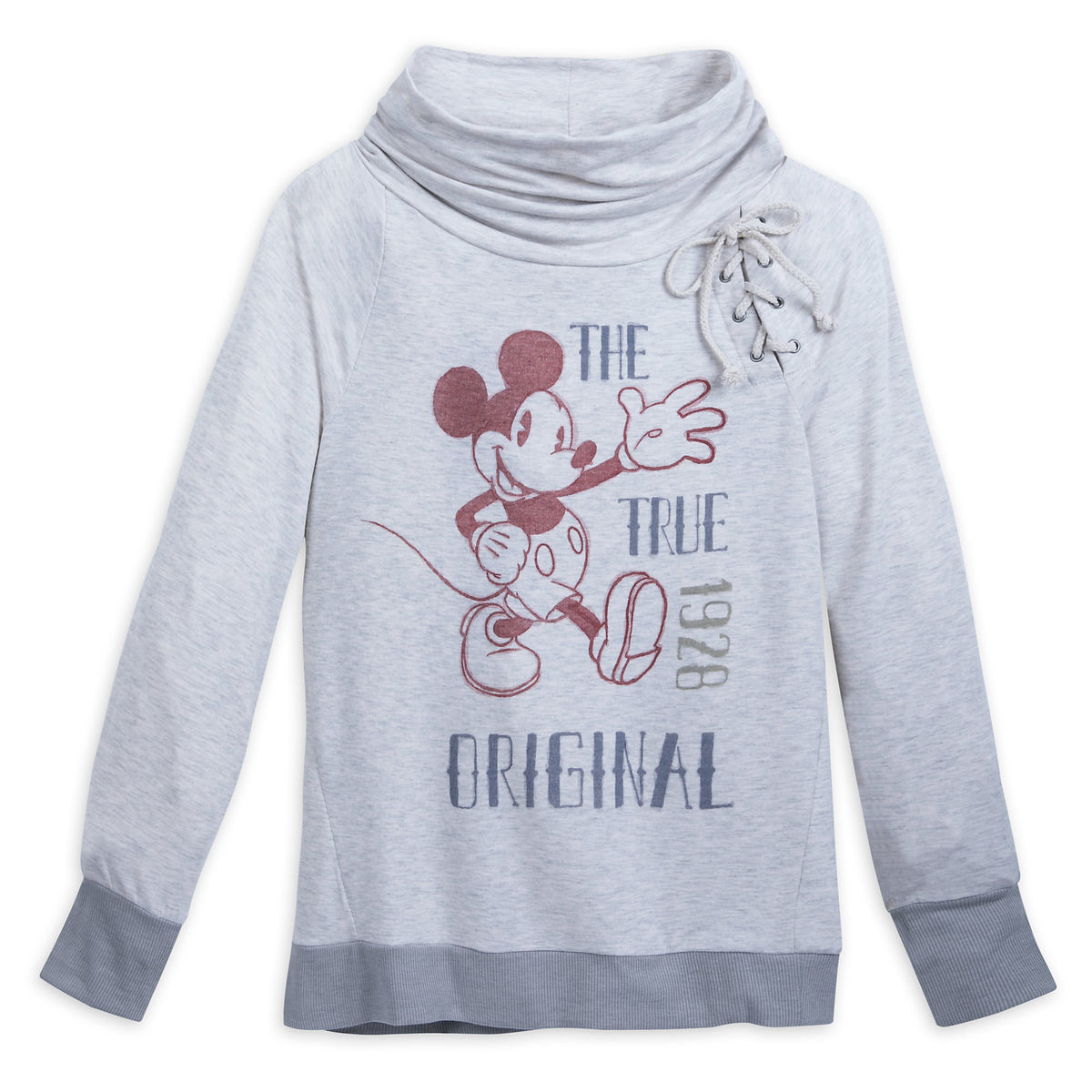 Disney Pullover for Women - Mickey Mouse - The True Original