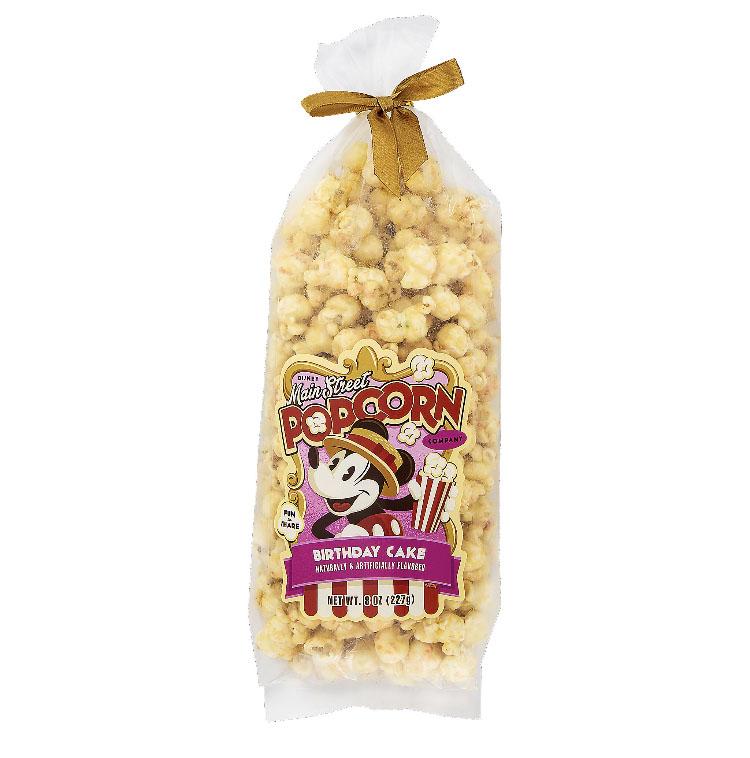 Add To My Lists Disney Main Street Popcorn