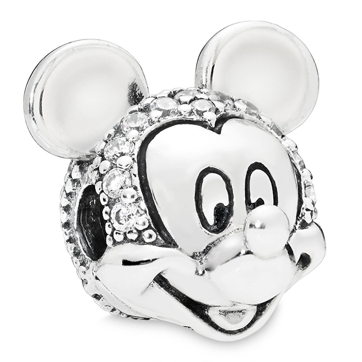 Disney Pandora Charm - Mickey Mouse Portrait