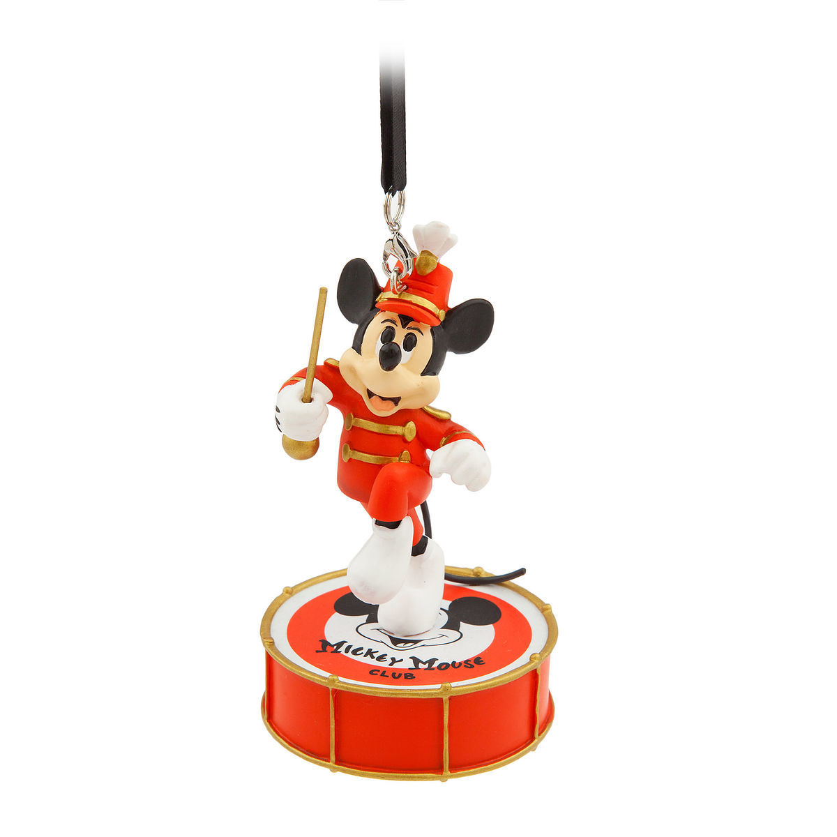 Disney Musical Figure Ornament - Mickey Mouse Club