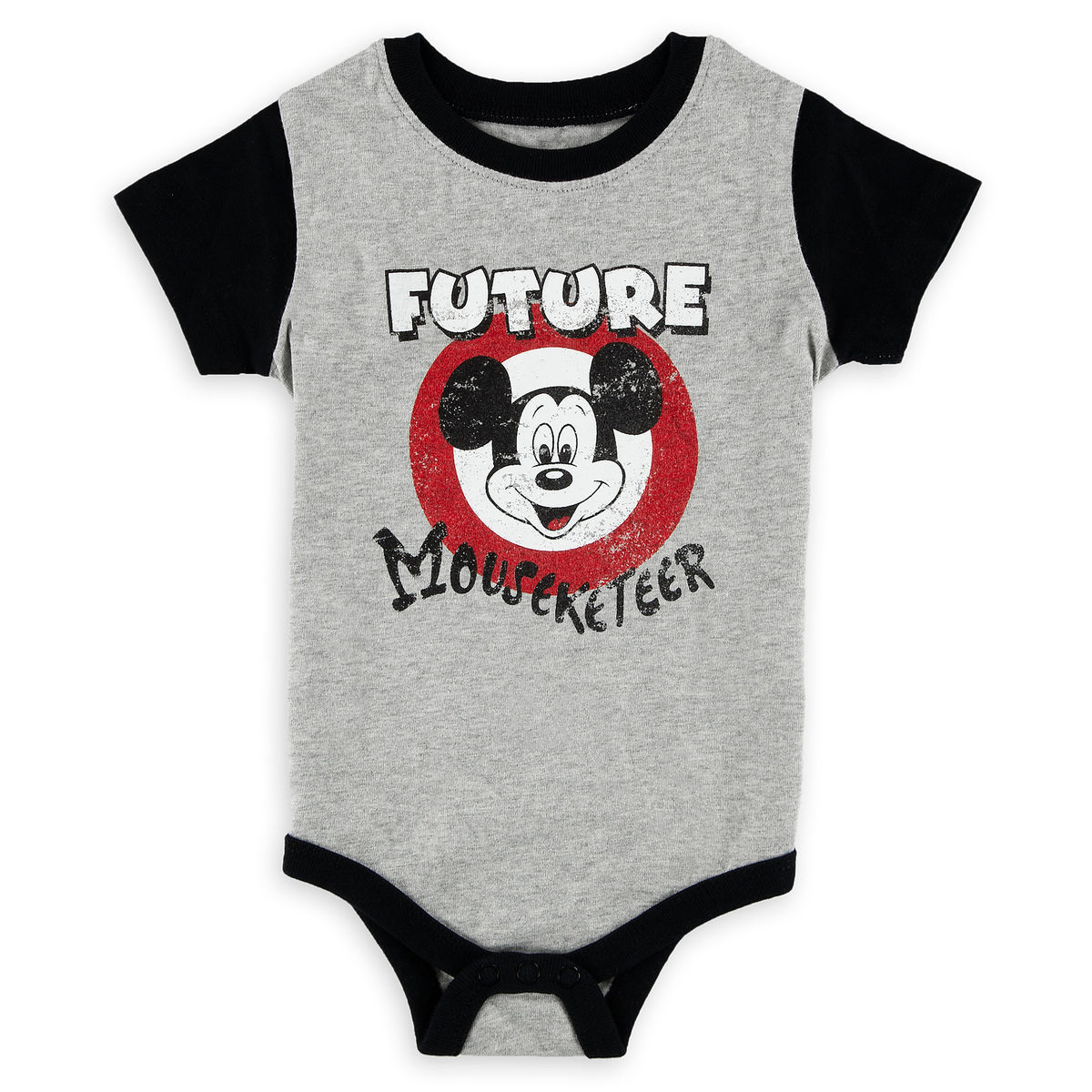 b245e3cfc Disney Bodysuit for Baby - Mickey Mouse Club - Future Mouseketeer