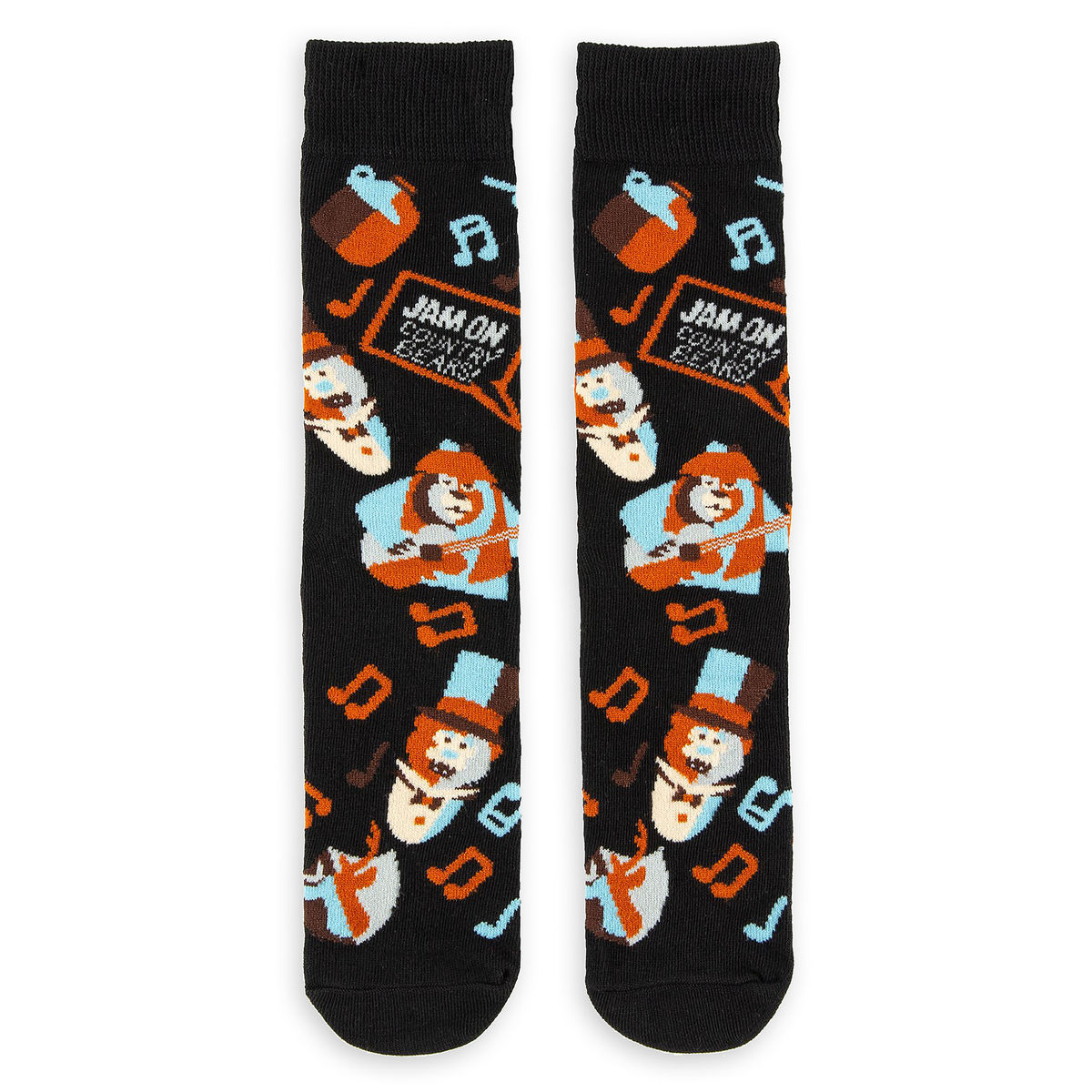 Disney Crew Socks for Adults - Country Bear Jamboree